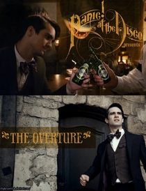 Panic! At The Disco: The Overture - Poster / Capa / Cartaz - Oficial 1