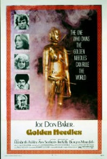 As Agulhas de Ouro - Poster / Capa / Cartaz - Oficial 1