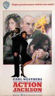 Action Jackson - Poster / Capa / Cartaz - Oficial 2