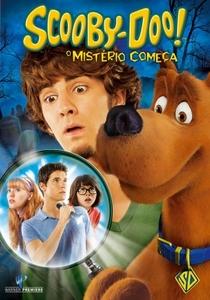Scooby-Doo! O Mistério Começa - Poster / Capa / Cartaz - Oficial 1