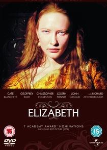 Elizabeth - Poster / Capa / Cartaz - Oficial 2