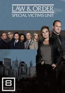 Law & Order: Special Victims Unit (8ª Temporada) - Poster / Capa / Cartaz - Oficial 1