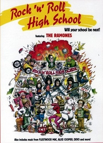 Rock 'N' Roll High School - Poster / Capa / Cartaz - Oficial 1
