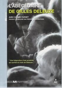 O Abecedário de Gilles Deleuze - Poster / Capa / Cartaz - Oficial 1
