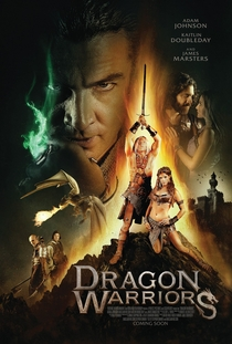 Dragon Warriors - Poster / Capa / Cartaz - Oficial 2