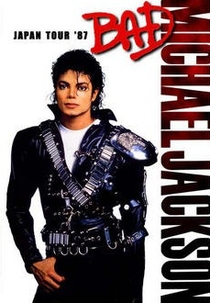 Michael Jackson: Bad in Japan - Poster / Capa / Cartaz - Oficial 1