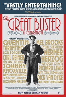 The Great Buster - Poster / Capa / Cartaz - Oficial 1