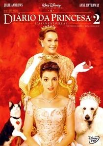 O Diário da Princesa 2: Casamento Real - Poster / Capa / Cartaz - Oficial 1