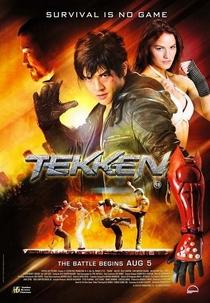 Tekken - Poster / Capa / Cartaz - Oficial 2
