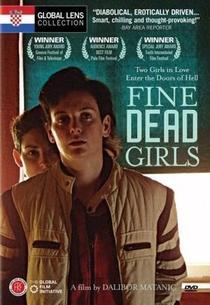 Fine Dead Girls - Poster / Capa / Cartaz - Oficial 2