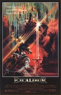 Excalibur - Poster / Capa / Cartaz - Oficial 5