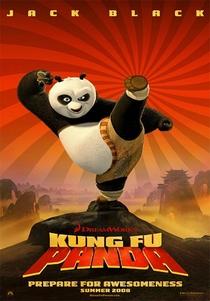 Kung Fu Panda - Poster / Capa / Cartaz - Oficial 4
