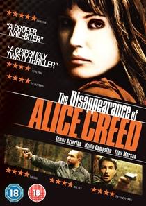 O Desaparecimento de Alice Creed - Poster / Capa / Cartaz - Oficial 7