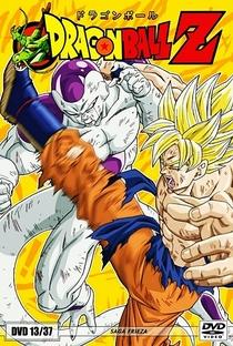 Dragon Ball Z (3ª Temporada) - Poster / Capa / Cartaz - Oficial 1
