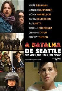 Batalha em Seattle - Poster / Capa / Cartaz - Oficial 3