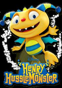 Henry Monstrinho - Poster / Capa / Cartaz - Oficial 1
