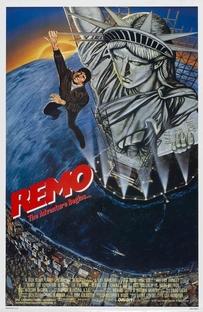 Remo - Desarmado e Perigoso - Poster / Capa / Cartaz - Oficial 2