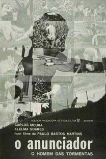 O Anunciador - O Homem das Tormentas - Poster / Capa / Cartaz - Oficial 1