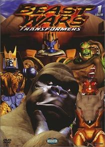Beast Wars - Guerreiros Virtuais - Poster / Capa / Cartaz - Oficial 1