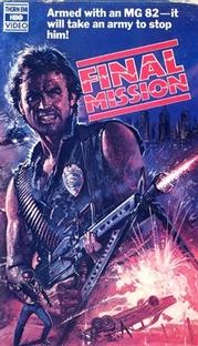 A Última Missão - Poster / Capa / Cartaz - Oficial 1