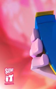 Shave It - Poster / Capa / Cartaz - Oficial 2