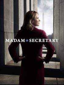 Madam Secretary (3ª Temporada) - Poster / Capa / Cartaz - Oficial 1