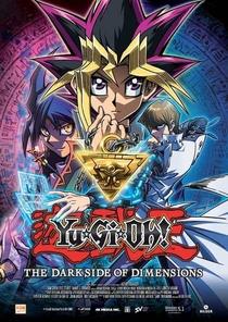 Yu-Gi-Oh! O Lado Negro das Dimensões - Poster / Capa / Cartaz - Oficial 4