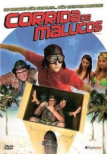 Corrida De Malucos - Poster / Capa / Cartaz - Oficial 1