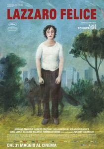 Feliz como Lázaro - Poster / Capa / Cartaz - Oficial 4