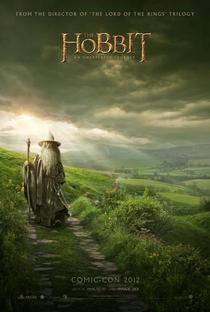 O Hobbit: Uma Jornada Inesperada - Poster / Capa / Cartaz - Oficial 2