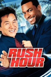 A Hora do Rush - Poster / Capa / Cartaz - Oficial 4
