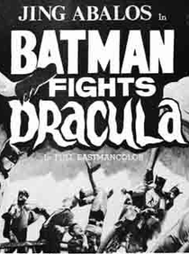 Batman Fights Dracula - Poster / Capa / Cartaz - Oficial 1