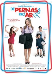 De Pernas pro Ar - Poster / Capa / Cartaz - Oficial 1