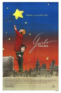 Fala Greta Garbo - Poster / Capa / Cartaz - Oficial 1