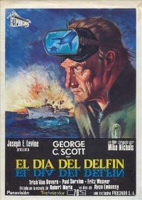 O Dia do Golfinho - Poster / Capa / Cartaz - Oficial 2