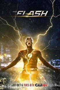 The Flash (2ª Temporada) - Poster / Capa / Cartaz - Oficial 3