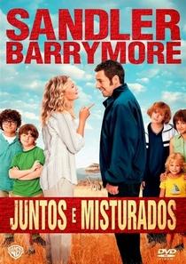 Juntos e Misturados - Poster / Capa / Cartaz - Oficial 5