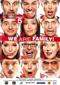 Minha Família é Louca! - Poster / Capa / Cartaz - Oficial 1