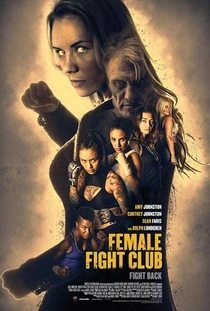 Female Fight Club - Poster / Capa / Cartaz - Oficial 2