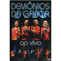 Demônios da Garoa: ao vivo - Poster / Capa / Cartaz - Oficial 1