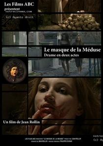 Le masque de la Méduse - Poster / Capa / Cartaz - Oficial 2