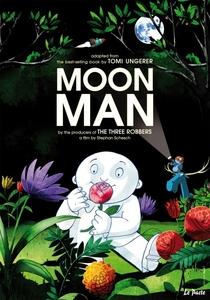 O Homem da Lua - Poster / Capa / Cartaz - Oficial 1