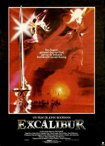Excalibur - Poster / Capa / Cartaz - Oficial 2