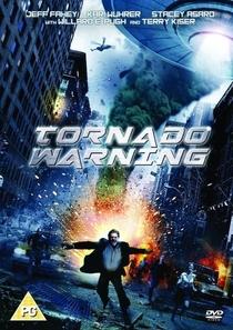 Alien Tornado - Poster / Capa / Cartaz - Oficial 2