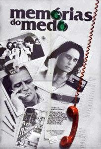 Memórias do Medo - Poster / Capa / Cartaz - Oficial 1