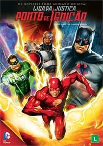 Liga da Justiça: Ponto de Ignição - Poster / Capa / Cartaz - Oficial 2
