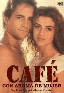 Café Com Aroma de Mulher - Poster / Capa / Cartaz - Oficial 1