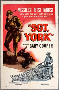Sergeant York: Of God and Country - Poster / Capa / Cartaz - Oficial 1
