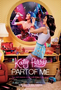 Katy Perry - Part of Me - Poster / Capa / Cartaz - Oficial 4