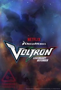 Voltron: O Defensor Lendário (1ª Temporada) - Poster / Capa / Cartaz - Oficial 2